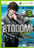 Cover of Btooom! 01