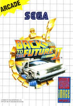 Back to the Future Part II (video game)