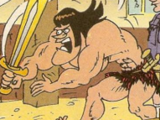 Tannen the Barbarian