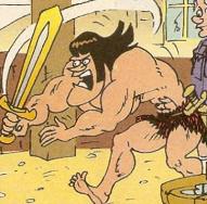 Tannen the Barbarian