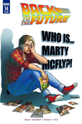 Back to the Future 14: Who Is Marty McFly? Part 2