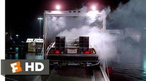 Back to the Future (1-10) Movie CLIP - The DeLorean (1985) HD