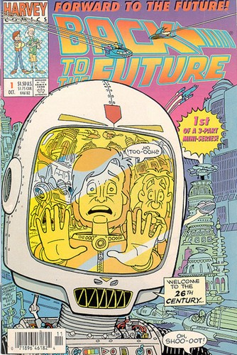 Back to the Future 5 (Harvey Comics)