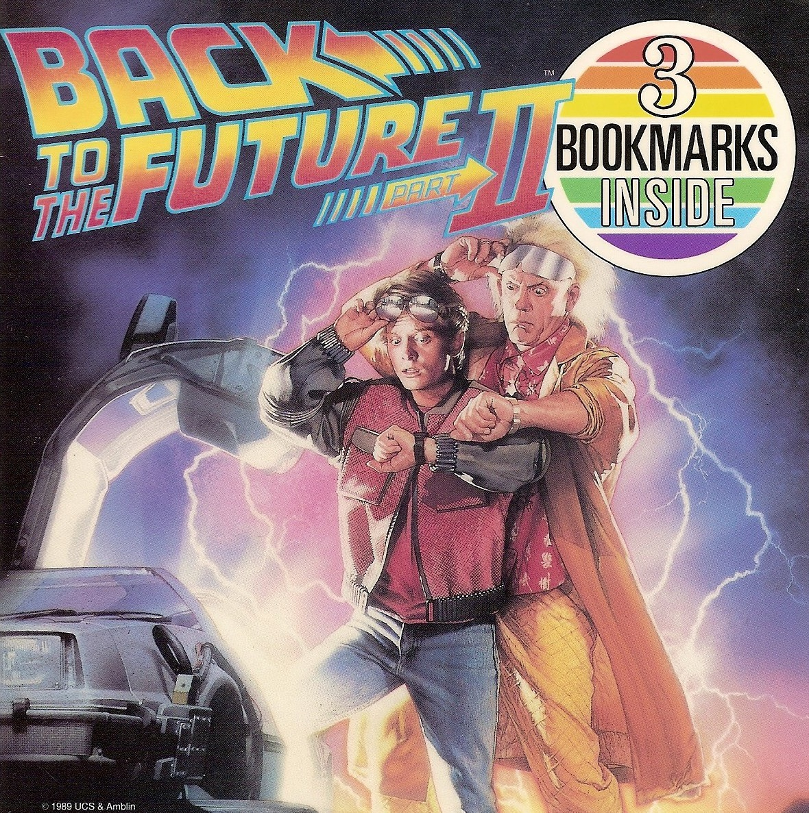 Back to the Future Part 2 (Antioch Publishing)