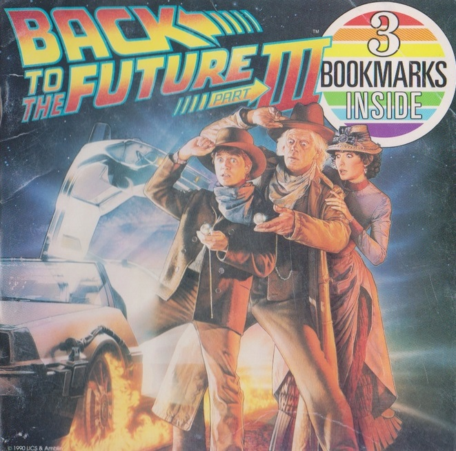 Back to the Future Part 3 (Antioch Publishing)