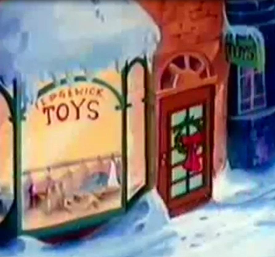 Fedgewick's Toys