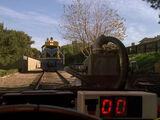 Alco S6 locomotive