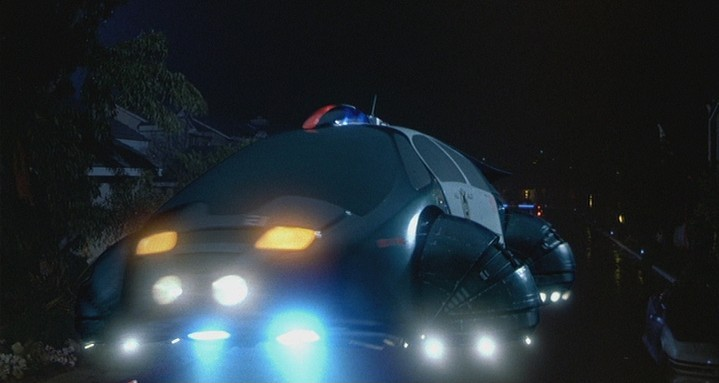 Hill Valley Police Department