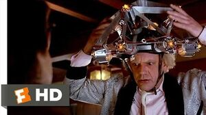 Back to the Future (5-10) Movie CLIP - I'm From the Future (1985) HD
