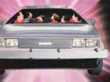 8-passenger DeLorean