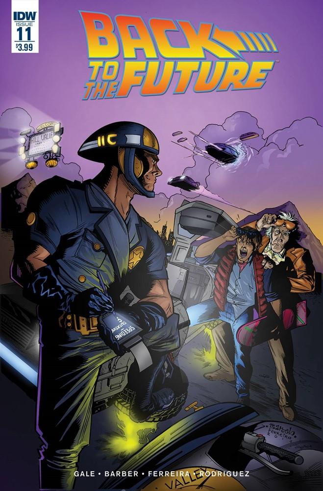 Back to the Future 11: Continuum Conundrum Part 6