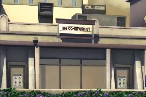 The Combformist