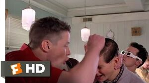 Back to the Future (4-10) Movie CLIP - You're George McFly! (1985) HD