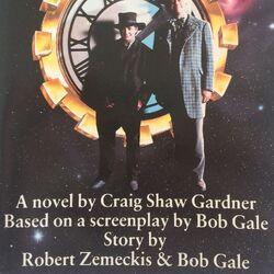 Back to the Future Part III novelization