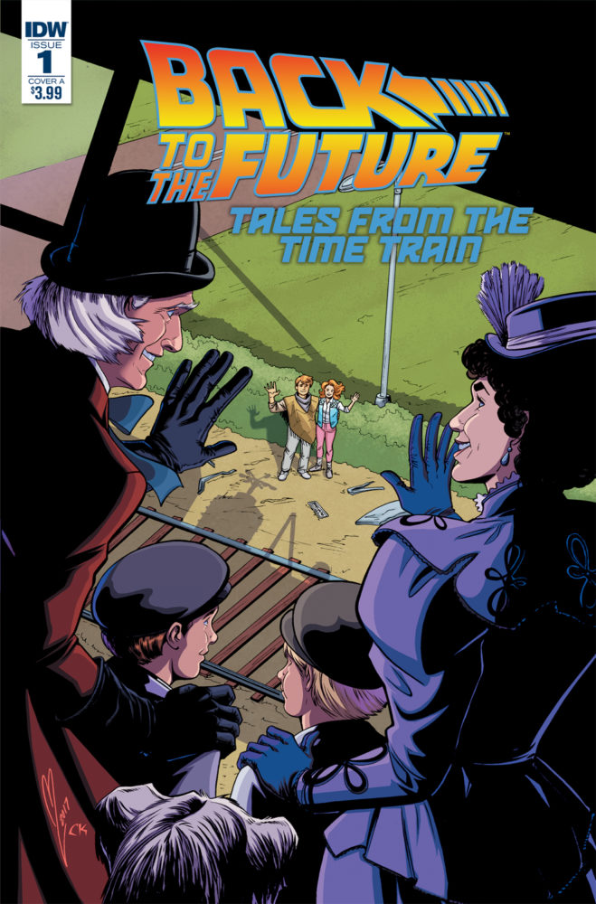 Back to the Future: Tales from the Time Train 1