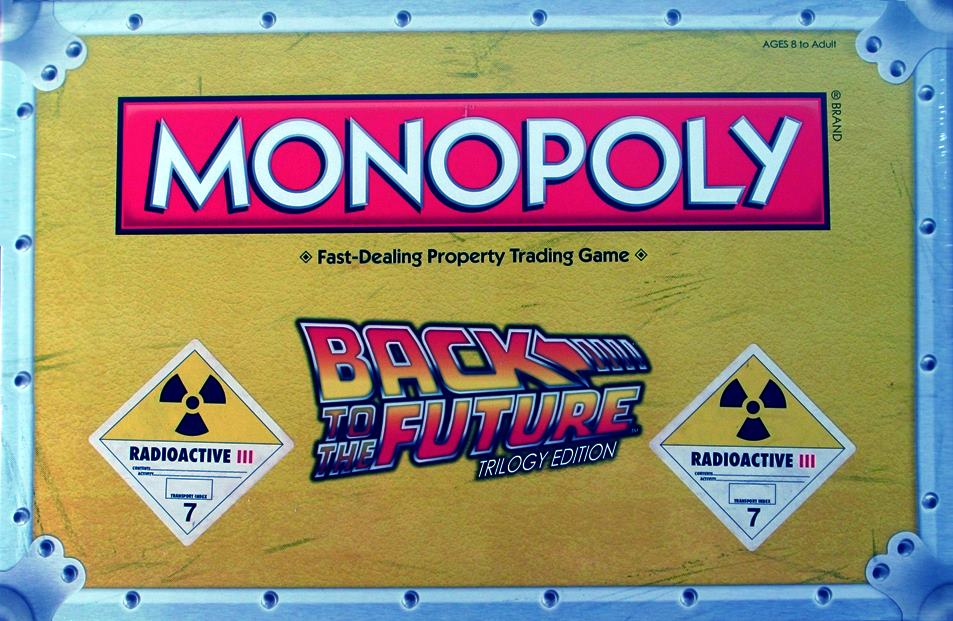 Monopoly: Back to the Future Trilogy Edition