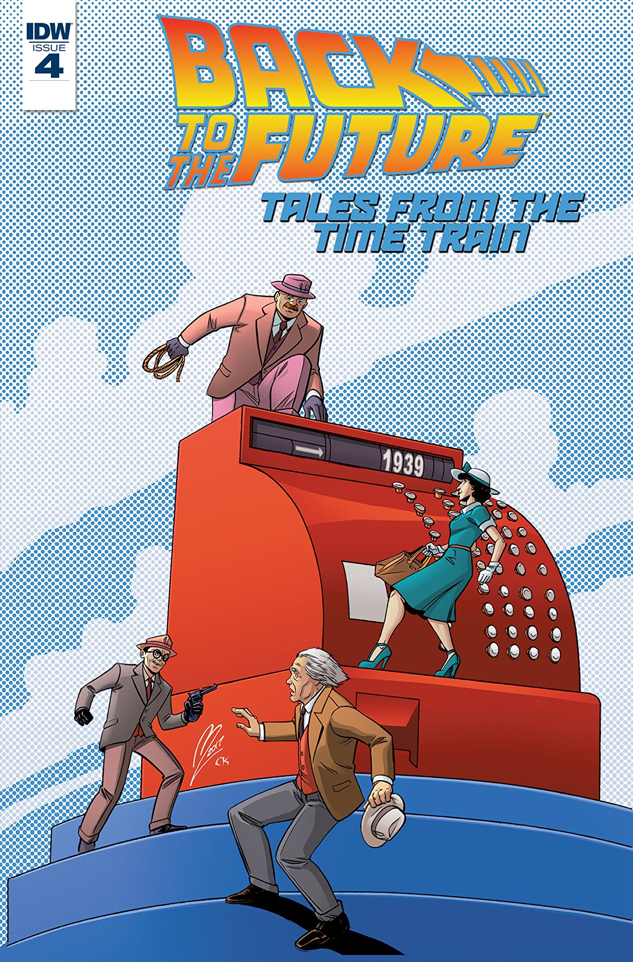 Back to the Future: Tales from the Time Train 4