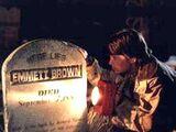 Doc's tombstone