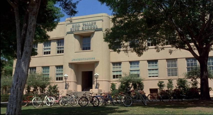 Hill Valley High School