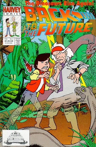 Back to the Future 2 (Harvey Comics)