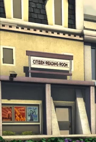 Citizen Reading Room