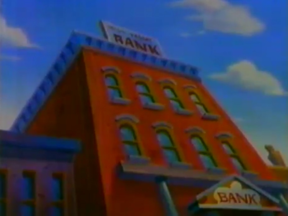 Hill Valley Bank