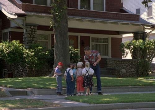 Biff's neighbors