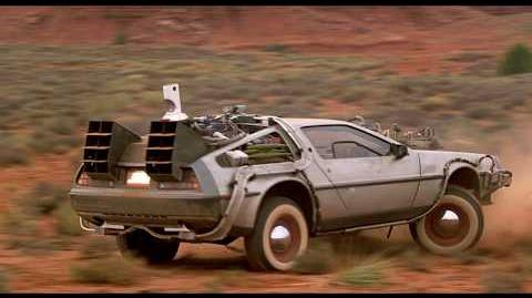 Delorean Overview Part III (Every Scene) - Back to the Future Part III