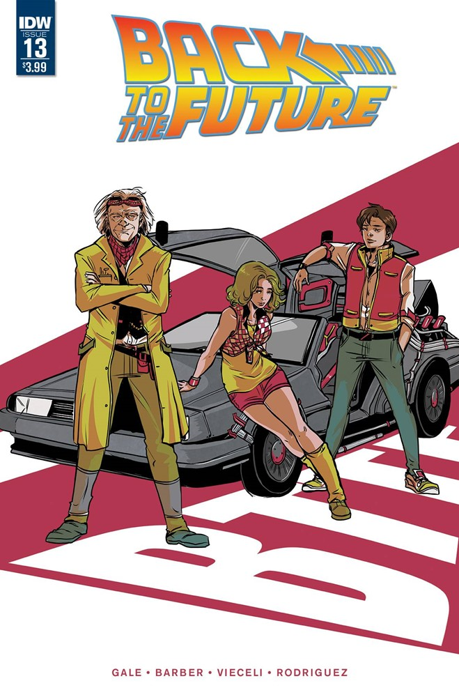 Back to the Future 13: Who Is Marty McFly? Part 1