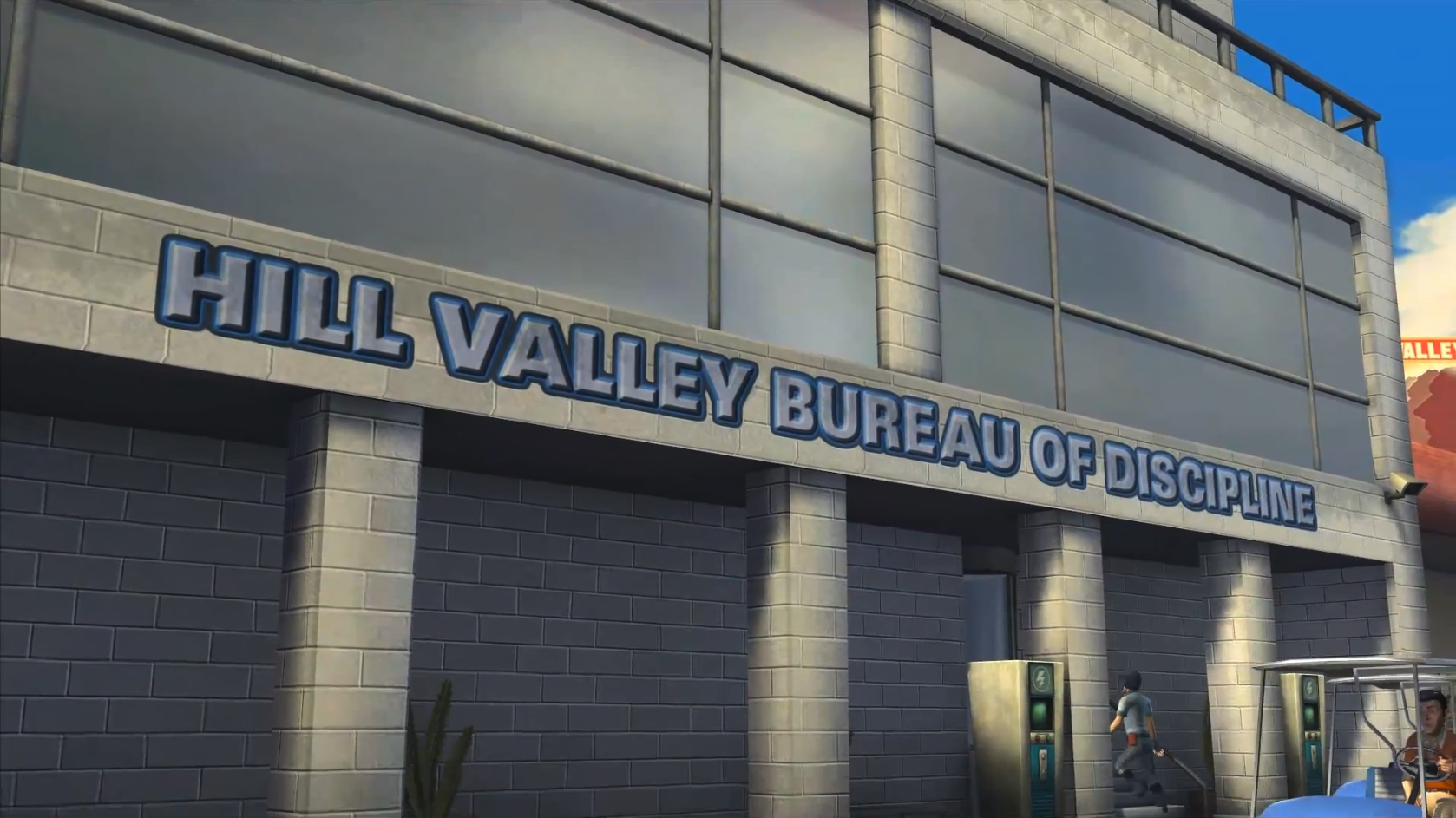 Hill Valley Bureau of Discipline