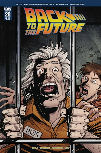 Back to the Future 20: Hard Time Part 2