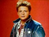 Marty McFly's jean jacket