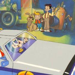 New DeLorean time machine