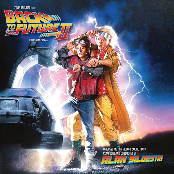 Back to the Future Part II: Intrada Special Collection