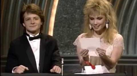 Out of Africa Wins Art Direction 1986 Oscars
