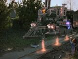 Jules Verne Train/Time Train