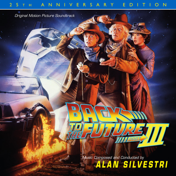 Back to the Future Part III: 25th Anniversary Edition
