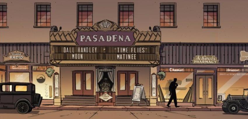 Fox Pasadena Theatre