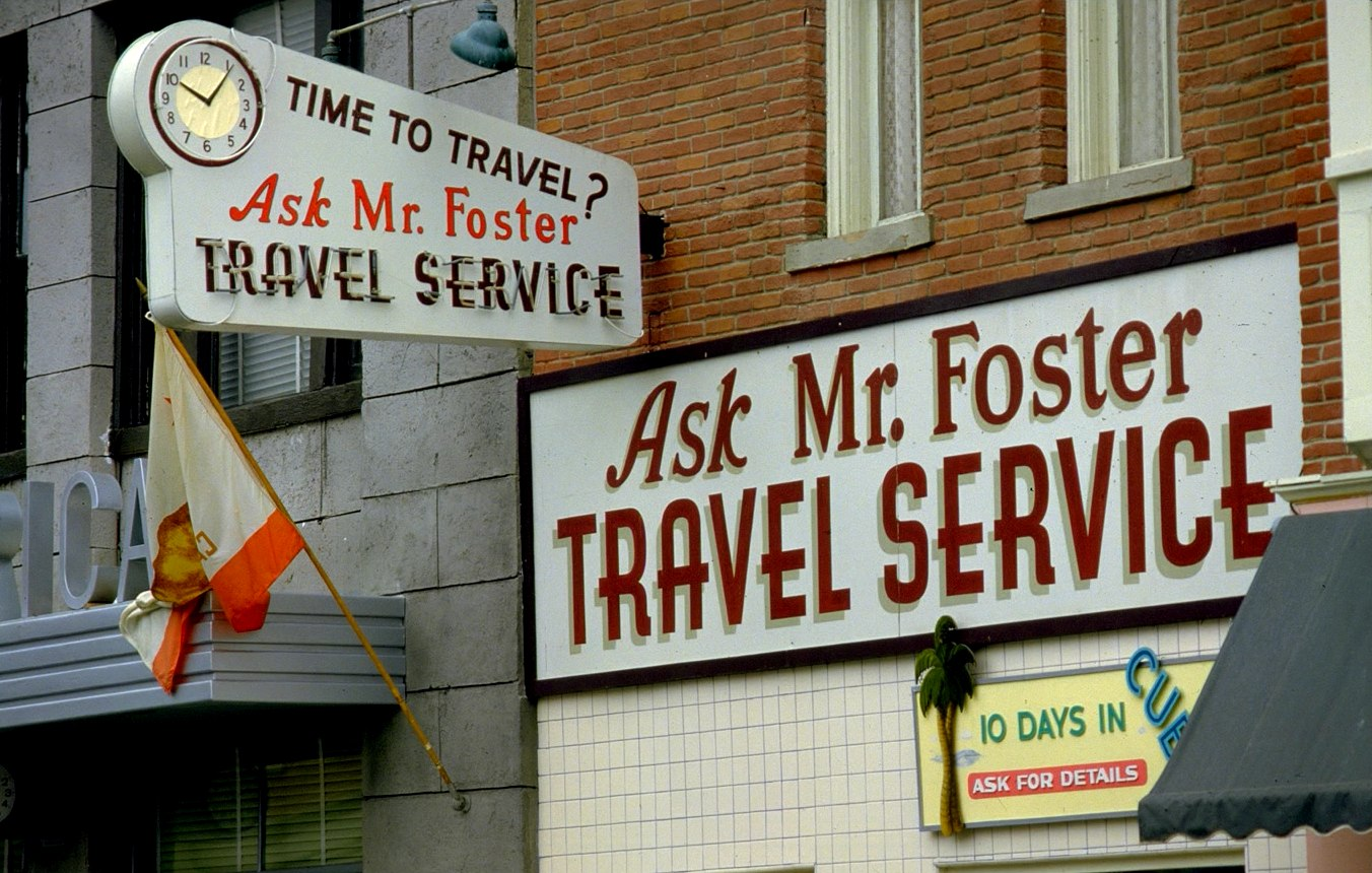 Ask Mr. Foster