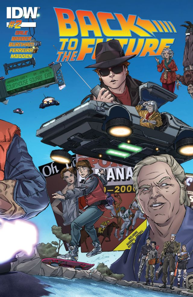 Back to the Future: Untold Tales and Alternate Timelines 2