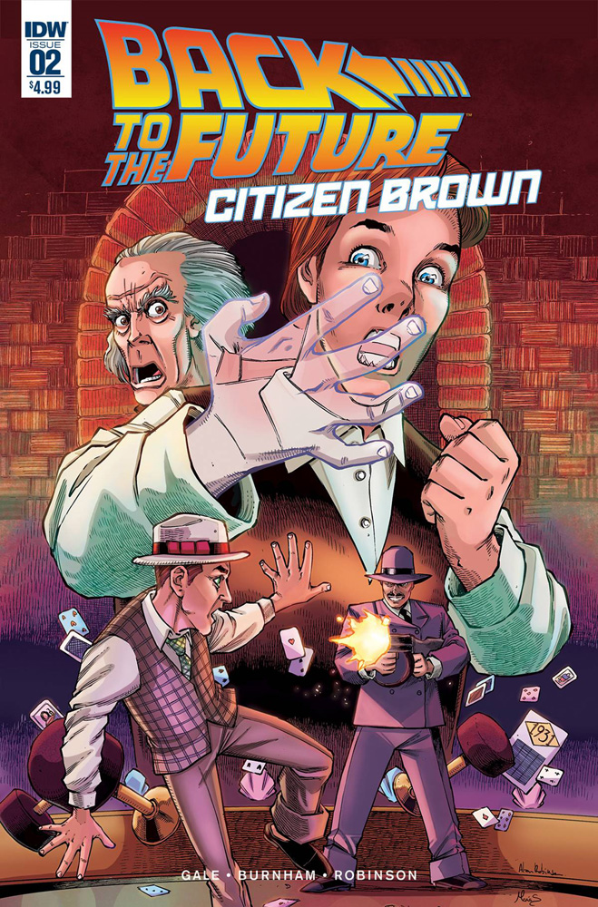 Back to the Future: Citizen Brown 2