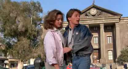 Hill Valley Courthouse