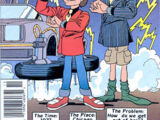 Back to the Future comics