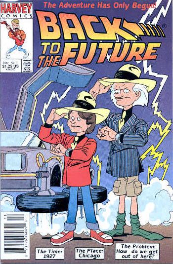 Back to the Future (Harvey Comics)