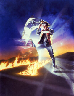 Back to the Future Textless Poster.jpg