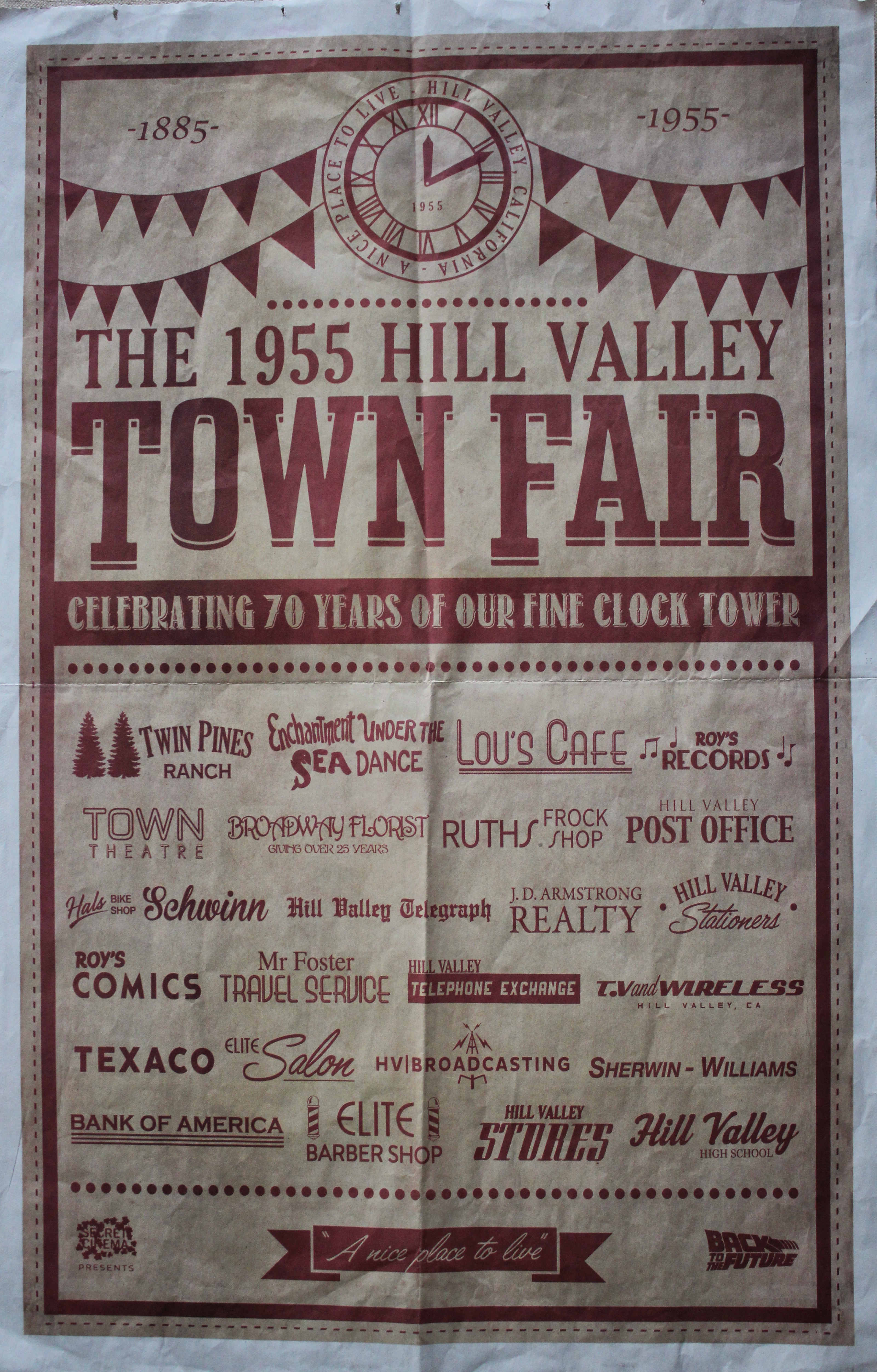 Hill Valley Town Fair