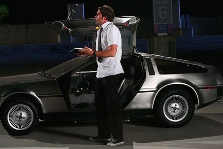 List of references to Back to the Future (Television)