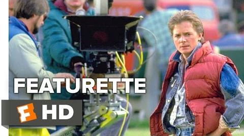 Back to the Future Featurette - Universal Characters (1985) - Robert Zemeckis Movie HD