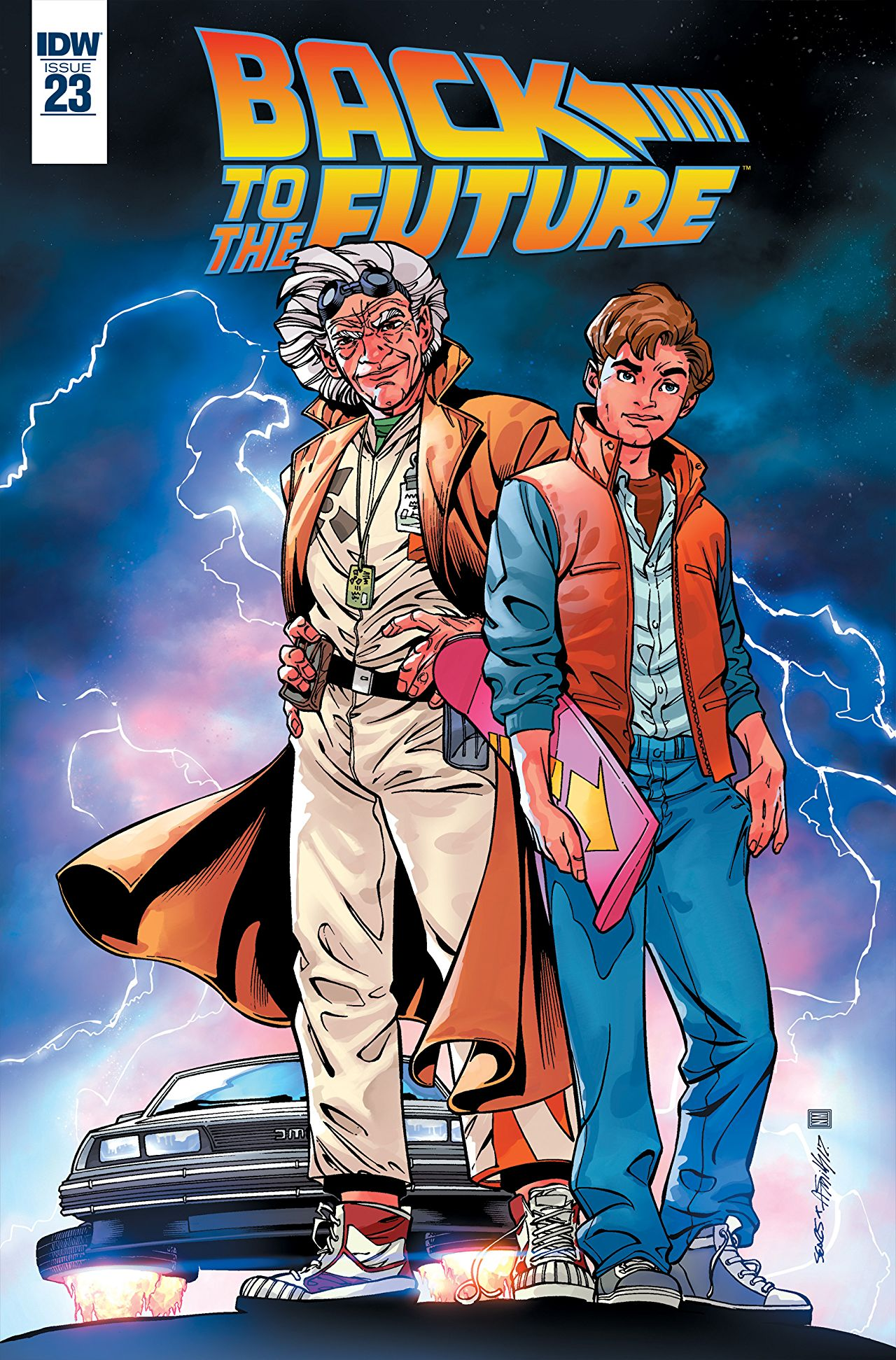 Back to the Future 23: Time Served Part 2