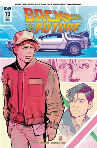 Back to the Future 19: Hard Time Part 1
